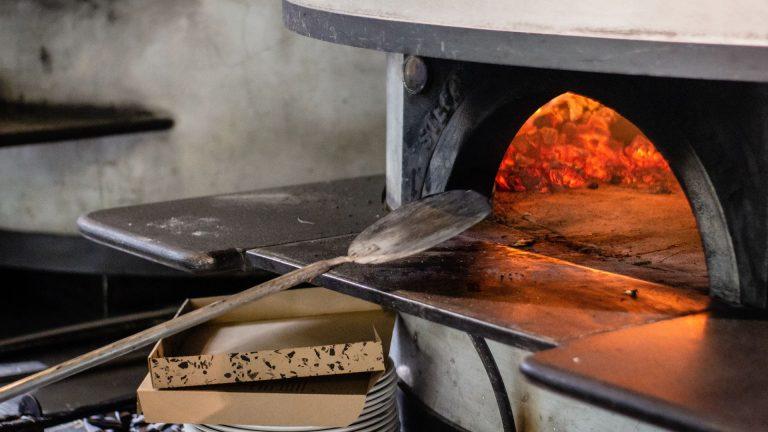 Metal Pizza peel