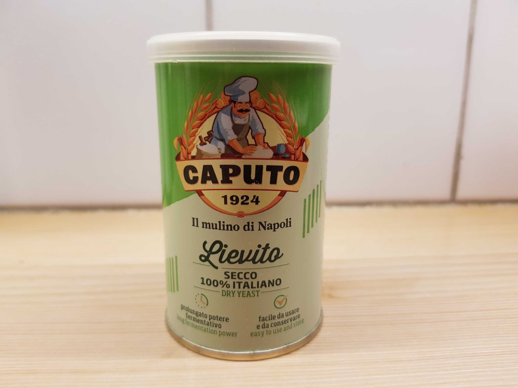 Caputo yeast